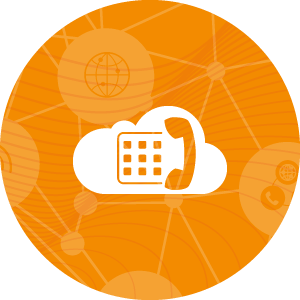 Cloud Telephone Systems Icon